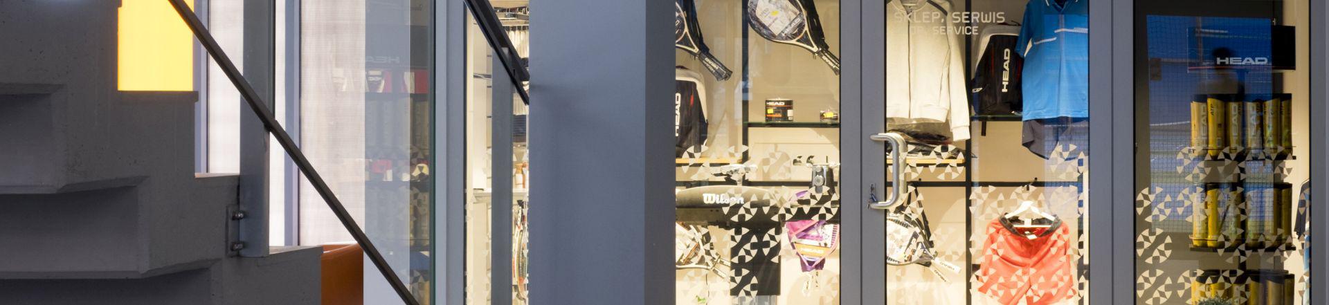 Praca architekta wnętrz sklepowych